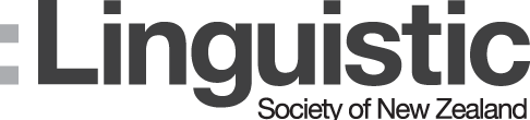 Linguistic Society of New Zealand